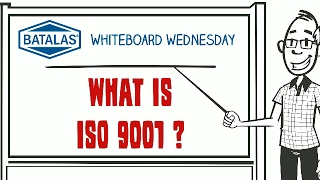 Batalas - what is ISO 9001?