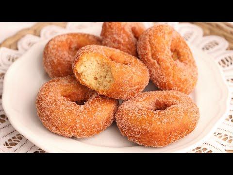 Aprende a Hacer Rosquillas Fritas De Anís