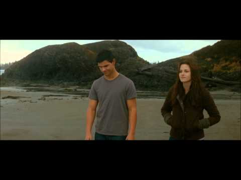 Twilight Saga - Story of the wolf Jacob Black (part 1)