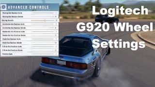 Forza Horizon 4 G920 Settings Pc