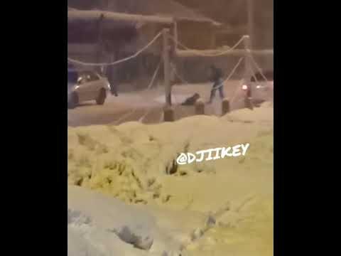 Видеофакт: В Якутске жестоко избили посетителя ресторана