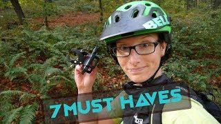 7 Must Haves fürs Fahrradfahren   Caros Lifehacks #3   MTBTravelGirl