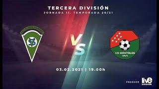 R.F.F.M. - TERCERA DIVISIÓN NACIONAL - Jornada 11 (Grupo 7B) - S.A.D. Villaverde San Andres 0-2 C.D. Mostoles U.R.J.C.