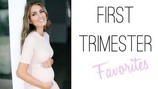 First Trimester Must Haves | Pregnancy Favorites 2017 | Angela Lanter