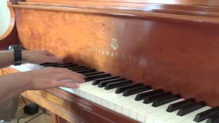 Taproot - Violent Seas (piano cover)