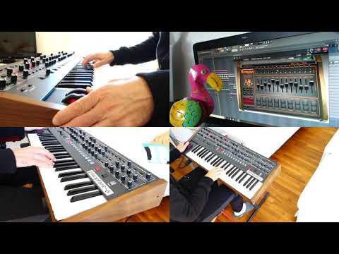 Prophet 6 - Funk - Inspired by Funkadelic - Grandmasterflash