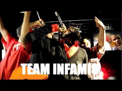 TEAM INFAMIS LIVE AT ADRIANNAS