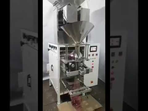2 Head Linear Weigher Packaging Machine