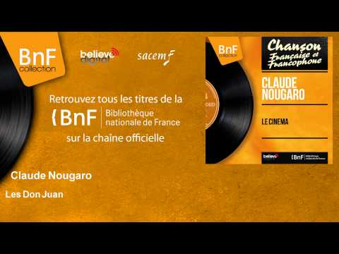 Claude Nougaro - Les Don Juan