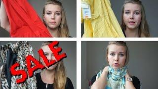 Покупки ДЕШЕВОЙ ОДЕЖДЫ за 99 рублей! Самые дешевые вещи