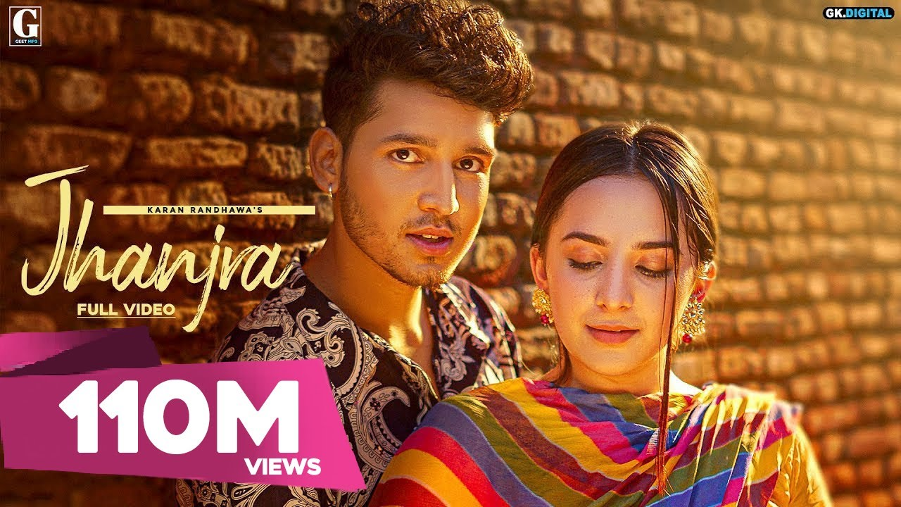 JHANJRA LYRICS / KARAN RANDHAWA / Signature Lyrics