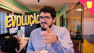 Não consigo evoluir no audiovisual :( Café Com Bruno #03
