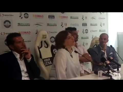 Anna Durio nuovo presidente Robur Siena - 2016