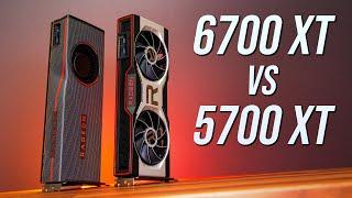 6700 XT vs 5700 XT - Worth Upgrading?