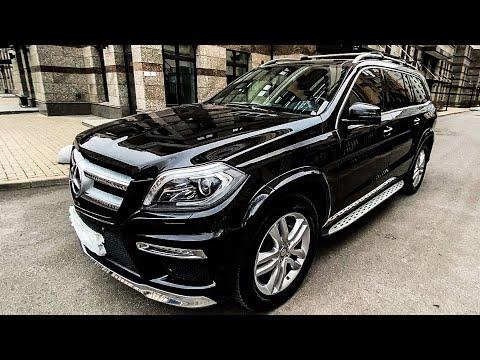 Подешевевший авто миллионера! Идеальное состояние в 2.5 раза дешевле нового! Mercedes GL