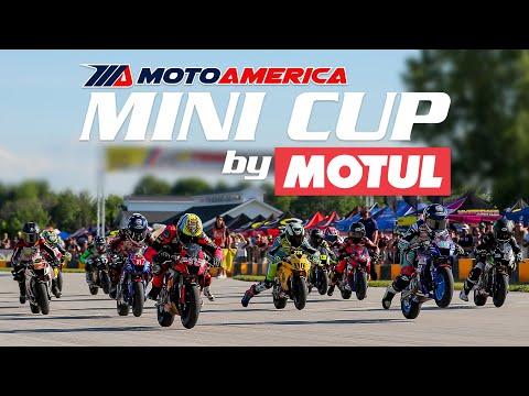 MotoAmerica: Motul Renews Mini Cup Sponsorship (With Video)