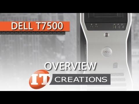Dell T7500, Work & Game, i7 (X5675) hatmagos, 1100W tápegység   AKCIÓ!  videoval! Kép