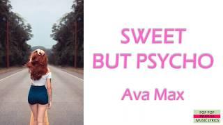 Ava Max   Sweet But Psycho [Lyrics] | 에바 맥스 스윗트벗싸이코 영어가사