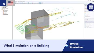 Wind Simulation of Building