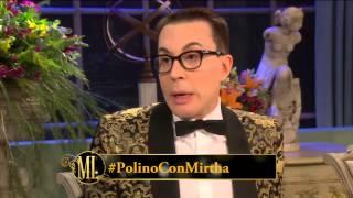 La Noche De Mirtha 2014 - El Drama De Marcelo Polino Para Adoptar Un Chico