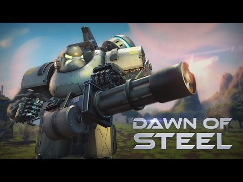 Dawn of Steel - Official Announcement Trailer
