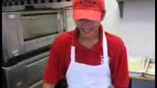Как казахи в штате Вирджиния готовят пиццу!