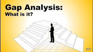 Gap Analysis: What is it?