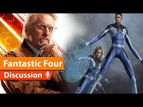 Fantastic Four Rumored for Production & 2022 Release [Discussion]