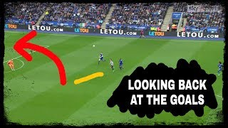 Analysing the goals | Leicester City 1-2 Newcastle United
