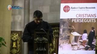 Testimonio del P Rodrigo Miranda sobre los cristianos perseguidos de Siria