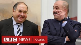 Ўзбекистон: Дунё миллиардерлари орасида икки ўзбекистонлик - BBC Uzbek