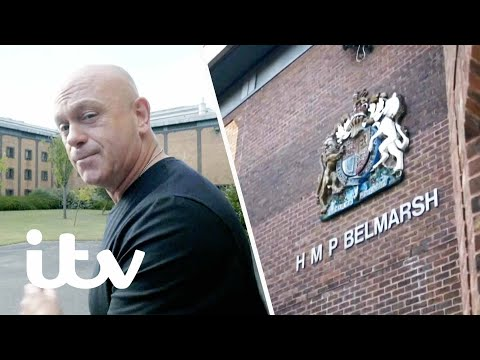 Welcome to HMP Belmarsh with Ross Kemp | Thursday 9th January |ITV