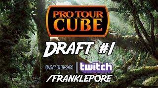 (Magic Online) Pro Tour Cube Draft #1 - 8/16/18