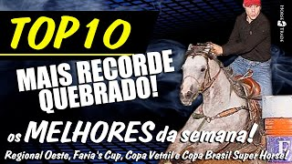MAIS RECORDE BATIDO NOS 3 TAMBORES!!!
