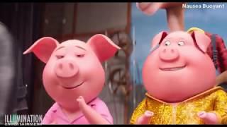 Canta En Español Latino - Mejores Escenas - Sing Movie In Español - Best Sence
