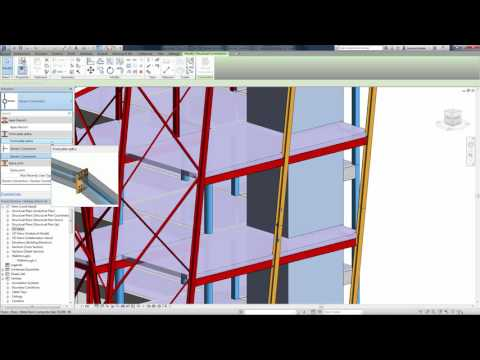 Revit 2017 - Vertical Column Split