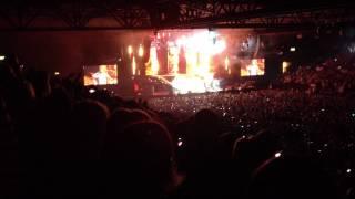 Westlife - Farewell Tour @ LG Arena, Birmingham - 4th June 2012