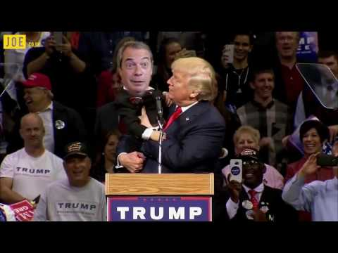 When Donald Trump met Nigel Farage