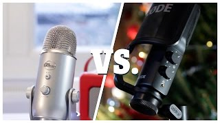 RØDE NT-USB vs. Blue Yeti | Which is the BEST USB Microphone for YouTube?
