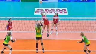 Mylene Paat puts it away! | 6th Asian Women's Volleyball Cup 2018
