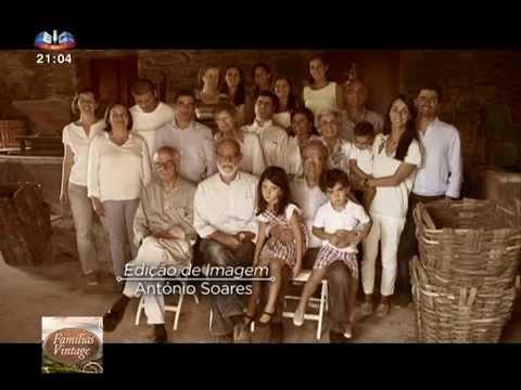 Famílias Vintage - Reportagem Sic