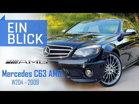 Mercedes C63 AMG 2009 - Wird der 63er dem Mythos gerecht? Vorstellung, Test & Kaufberatung