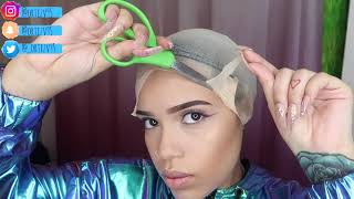 LIME GREEN FRONTAL QUICK WEAVE | ishow hair
