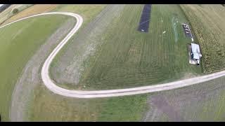 FPV Drohne Gate fliegen 4K 14 09 21