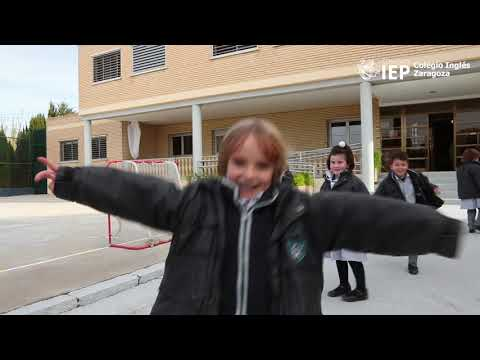 Video Youtube Colegio Inglés Zaragoza