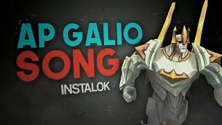 Instalok - AP Galio (Post Malone - Congratulations ft. Quavo PARODY)