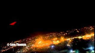 preview picture of video 'Avianca A320-200 night takeoff from El Dorado International Airport (HD 1080p)'