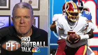 Peter King: Washington Redskins are 'totally messed up' | Pro Football Talk | NBC Sports