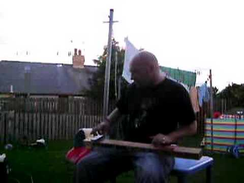 elphinstone hillbilly diddley bow