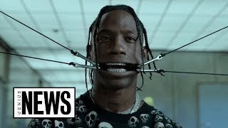 "Travis Scott Opens Up About Kylie Jenner On ""Highest In The Room"" 